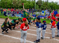 1916 VYBS Opening Day 2016 042316