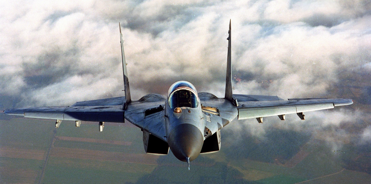 MiG-29 photo from linked article