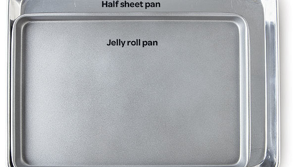 Jelly Roll Pan Vs Sheet Pan Finecooking