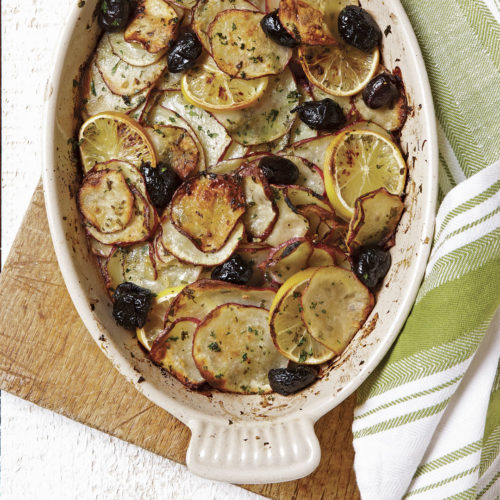 red-potato-slices-roasted-lemon-olives-sq