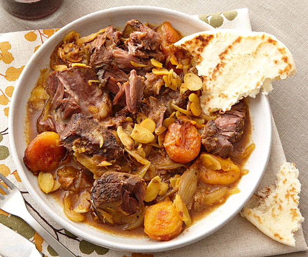 couscous with lamb stew slow cooker
