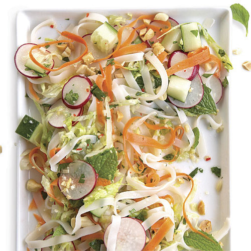 Vietnamese-Style Rice Noodle Salad - FineCooking