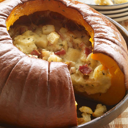 Thanksgiving vegetarian main dish recipes