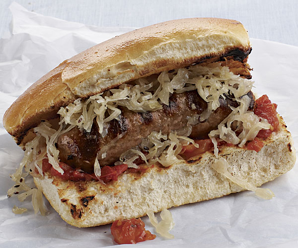 recipe: german bratwurst and sauerkraut recipe [21]