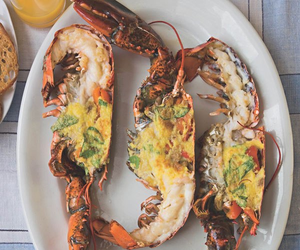 Lobster Breakfast - Recipe - FineCooking