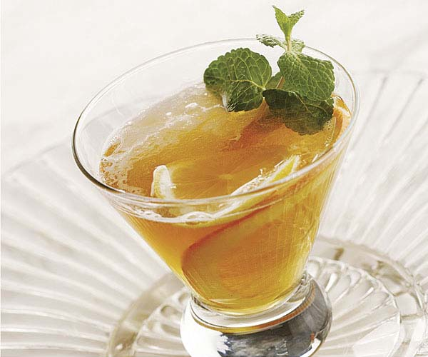 Derby Day Mint Julep Cocktail - FineCooking