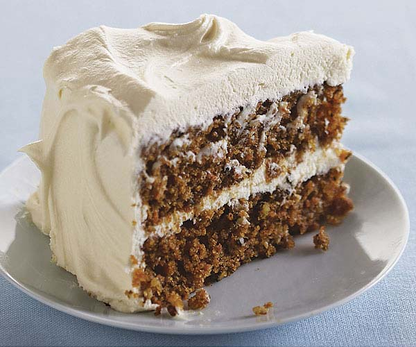 Classic Carrot Layer Cake with Vanilla Cream Cheese Frosting ...