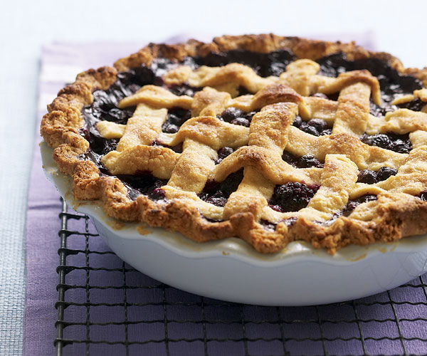 Blueberry and Almond Tart Recipe forecasting