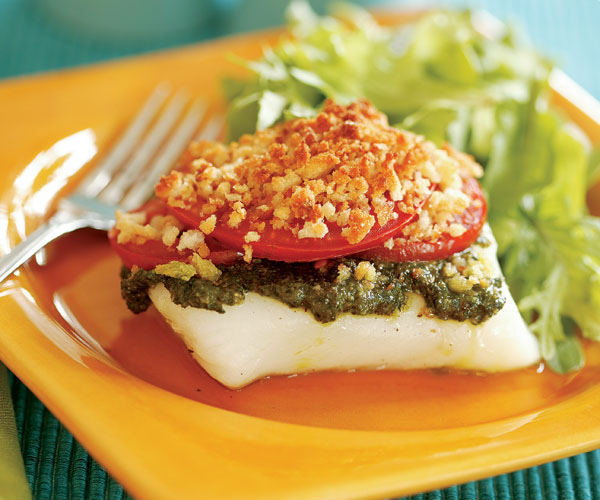 Baked Cod Fish Recipes With Bread Crumbs