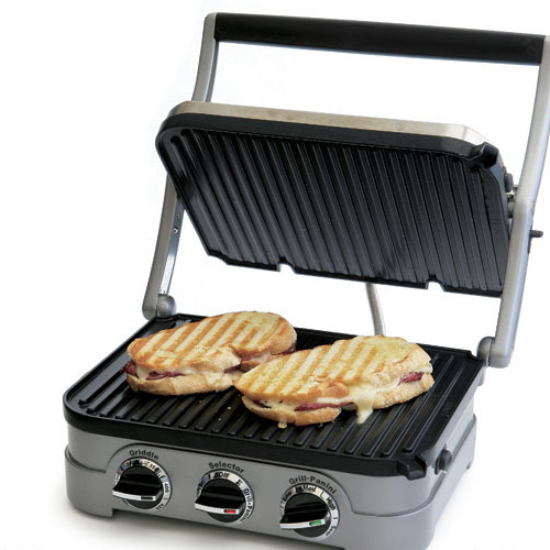 Equipment Review: The Best Panini Presses - FineCooking