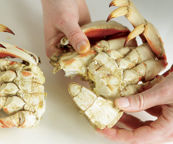 how to cook whole stone crab