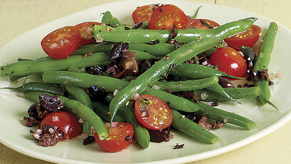Sautéed Green Beans with Water Chestnuts and Ginger ...