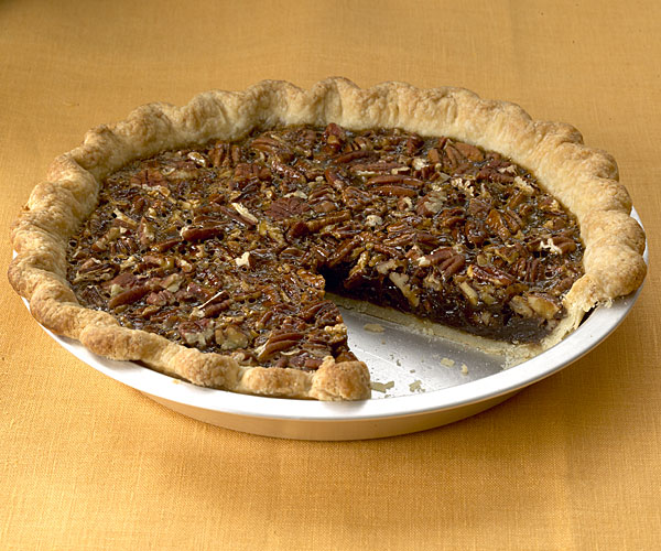 Chicory Coffee Pecan Pie - Recipe - FineCooking