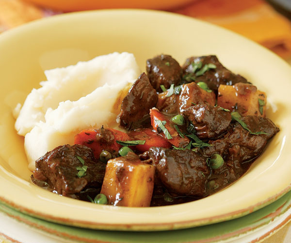 Follow A Simple Formula To Make This Classic Stew With Carrots Turnips And Peas Or Create A Unique Beef Stew With Your Own Vegetable Flavor Choices