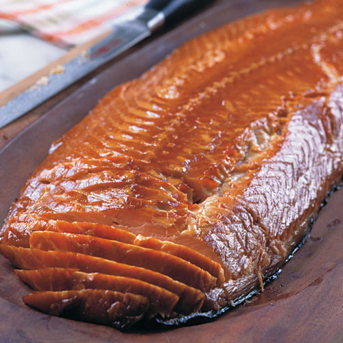 Hot smoking your own salmon finecooking for Cold smoking fish