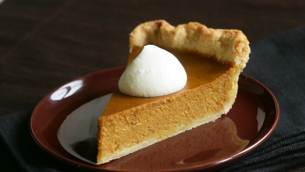 Bourbon-Caramel Pumpkin Tart - Recipe - FineCooking