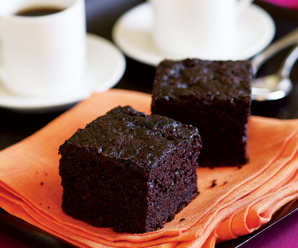 Coffee Cocoa Snack Cake Recipe Finecooking