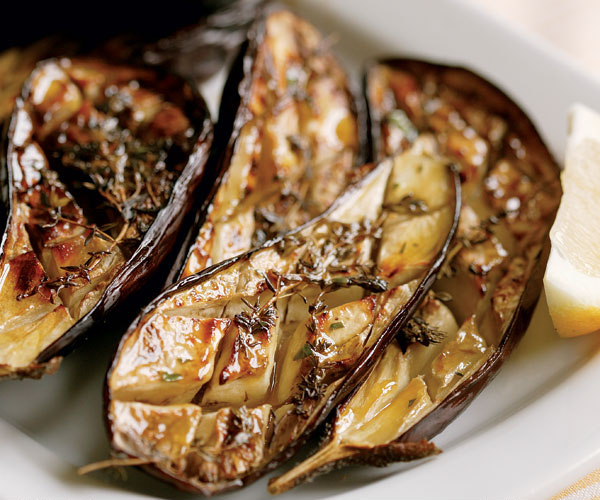 recipe: grilled eggplant side dish [14]
