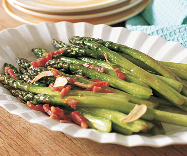asparagus and pancetta recipes