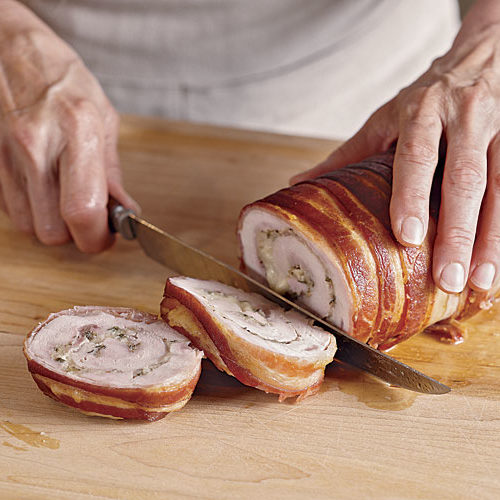 how to make turkey roulade