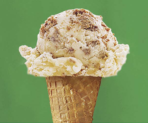 Whiskey Gingerbread Ice Cream - Recipe - FineCooking