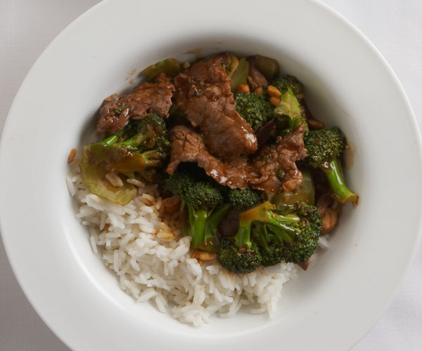 Stir fried beef broccoli with black bean sauce finecooking scott phillips forumfinder Image collections