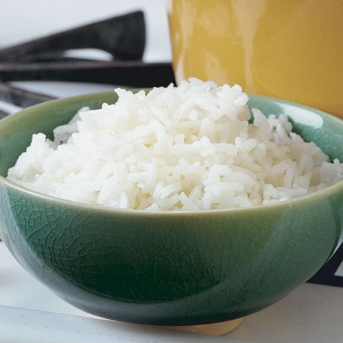 How to make basic fluffy white rice finecooking how to cook rice perfectly ccuart Image collections