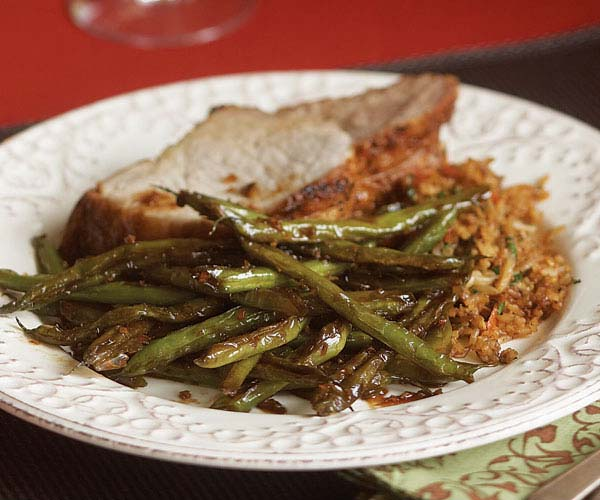 Chinese restaurant style sauted green beans recipe recipe chinese restaurant style sauted green beans recipe forumfinder Images
