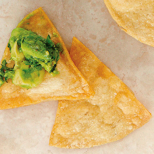 how to cook tortilla chips
