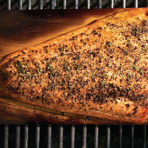 Lemon grilled salmon recipes easy