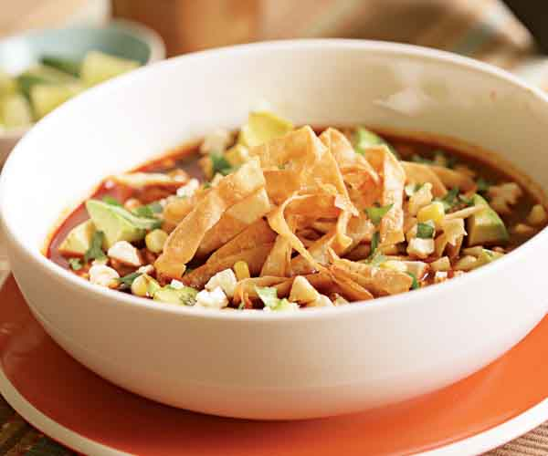 recipe: healthy taco soup with ground turkey [20]