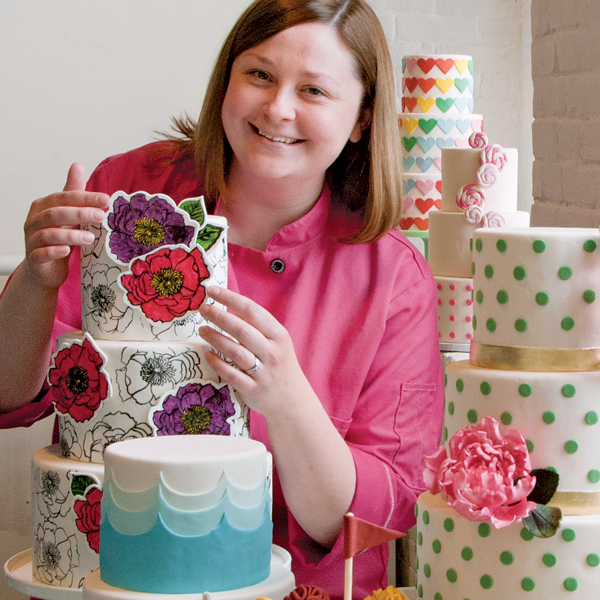 Cake Decorations Taunton : Episode 1: Leveling and Splitting Layer Cakes - FineCooking