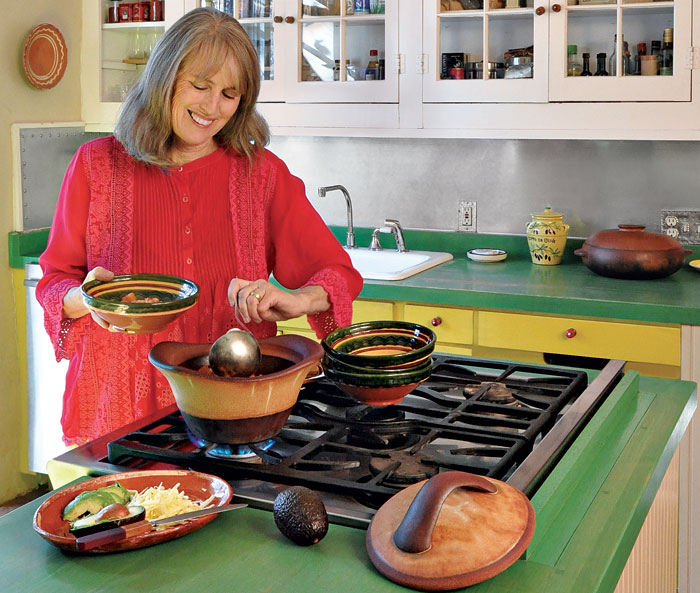 Win a cook on clay casserole article finecooking for Deborah s kitchen