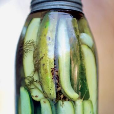 Cucumber Dill Spears
