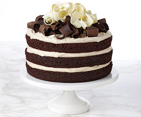 Layers Cake Design Studio : Spectacular Layer Cake Recipes - FineCooking