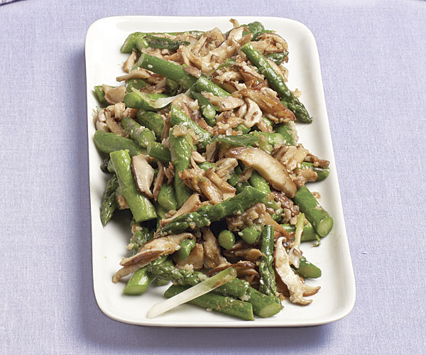 Easy recipes for cooking asparagus