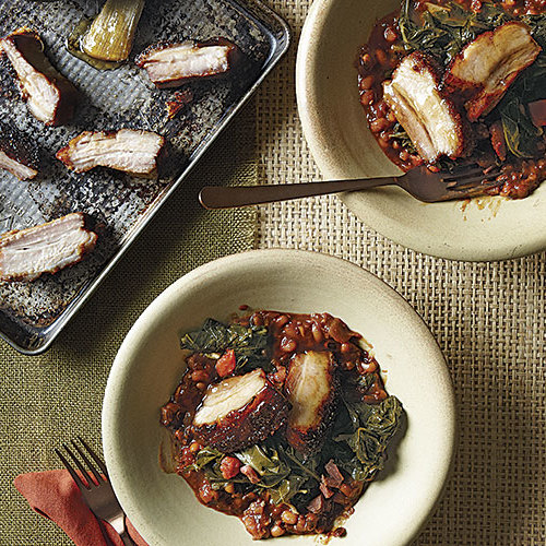 how to prepare and cook pork belly