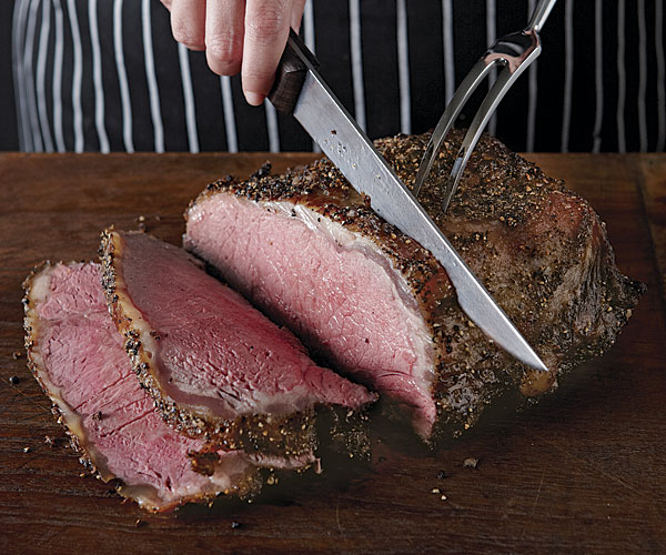 how to cook roast beef tenderly