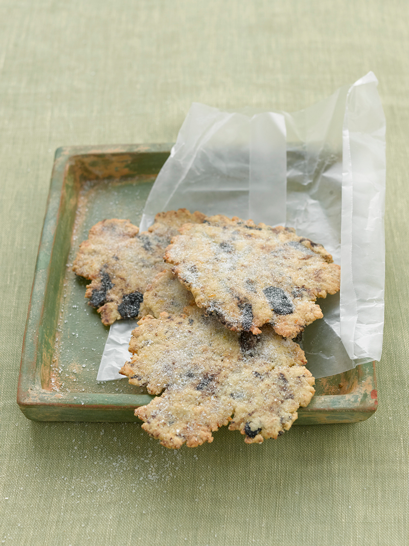 Lemon and Olive Wafers and Green Olive Dip: Recipes by ...
