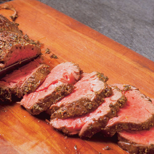 How To Roast A Beef Tenderloin