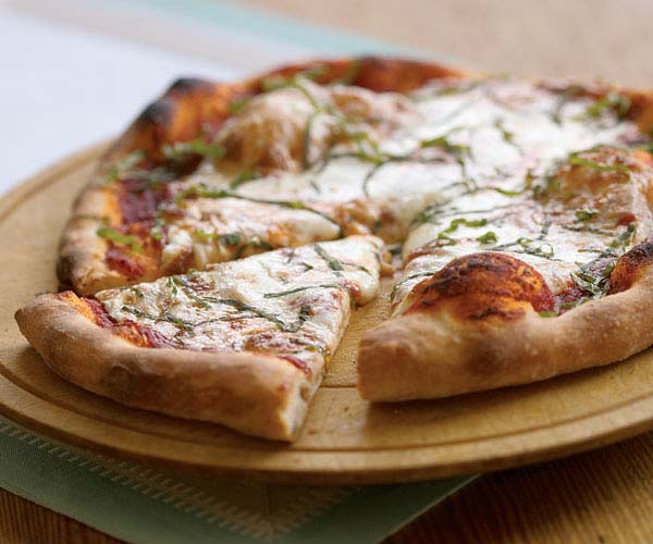 calzone with pizza dough