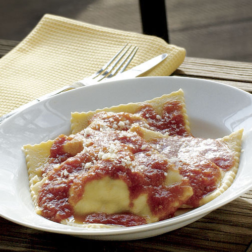 rich fillings and simple sauces make the best ravioli