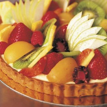 Classic Fresh Fruit Tart
