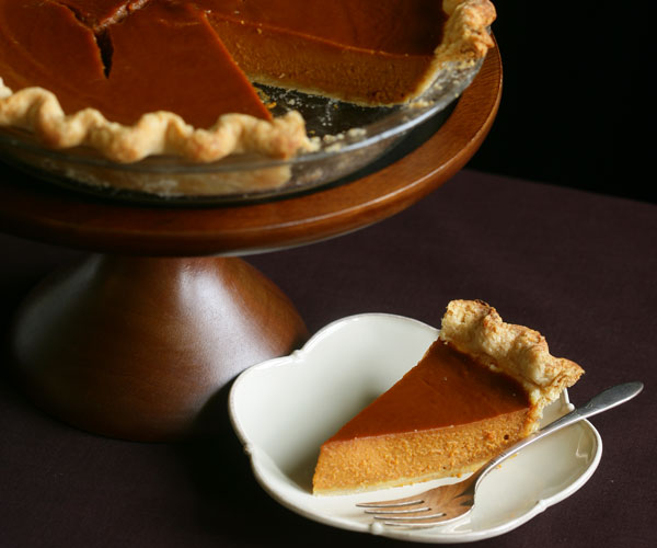 Secret Ingredient Pumpkin Pies - FineCooking