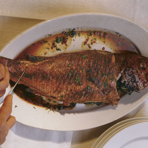 how to grill whole fish