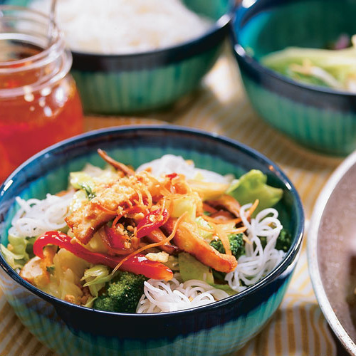 Vietnamese Noodle Salads: Cool Meals for Warm Summer Nights - FineCooking