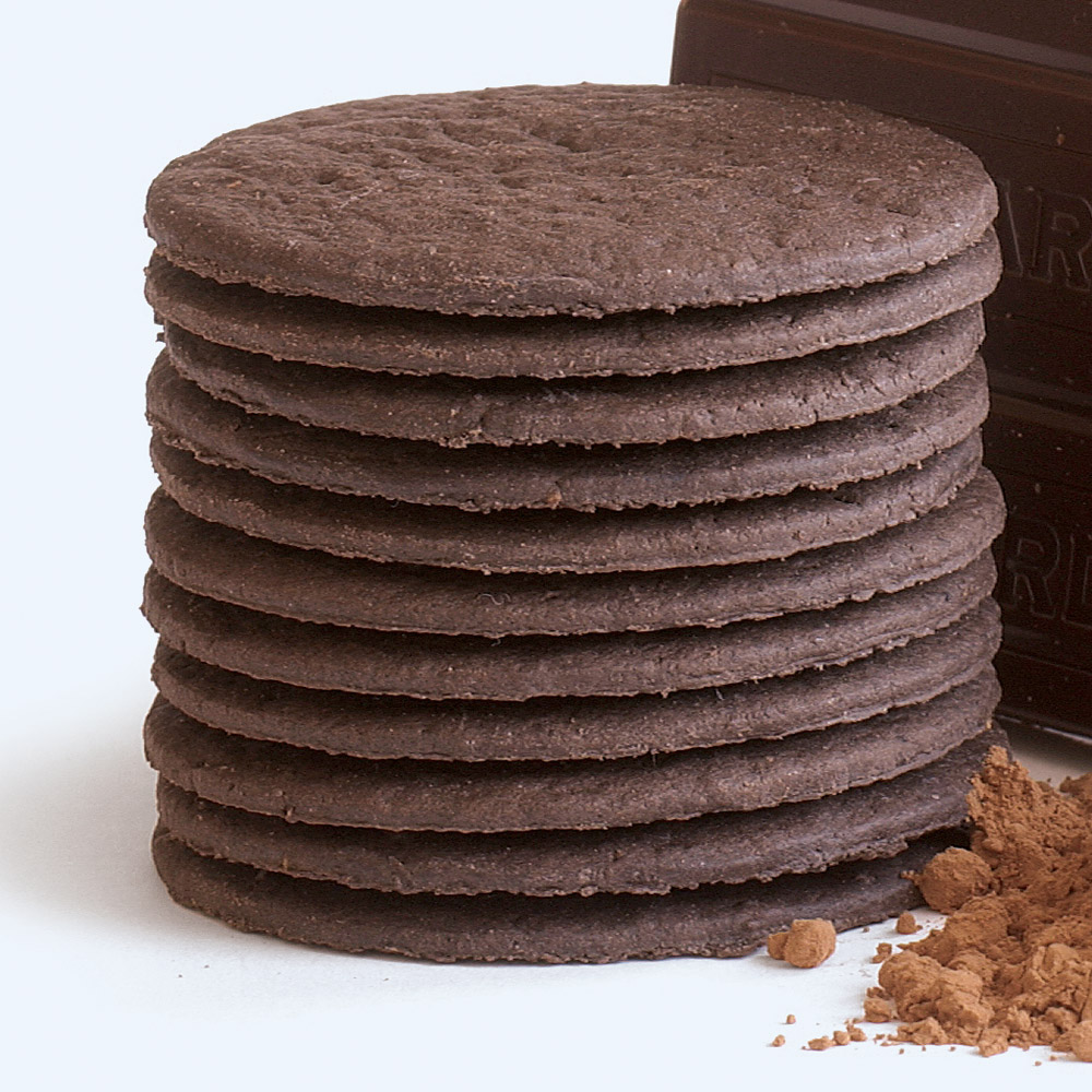 Chocolate Wafer Cookies - FineCooking