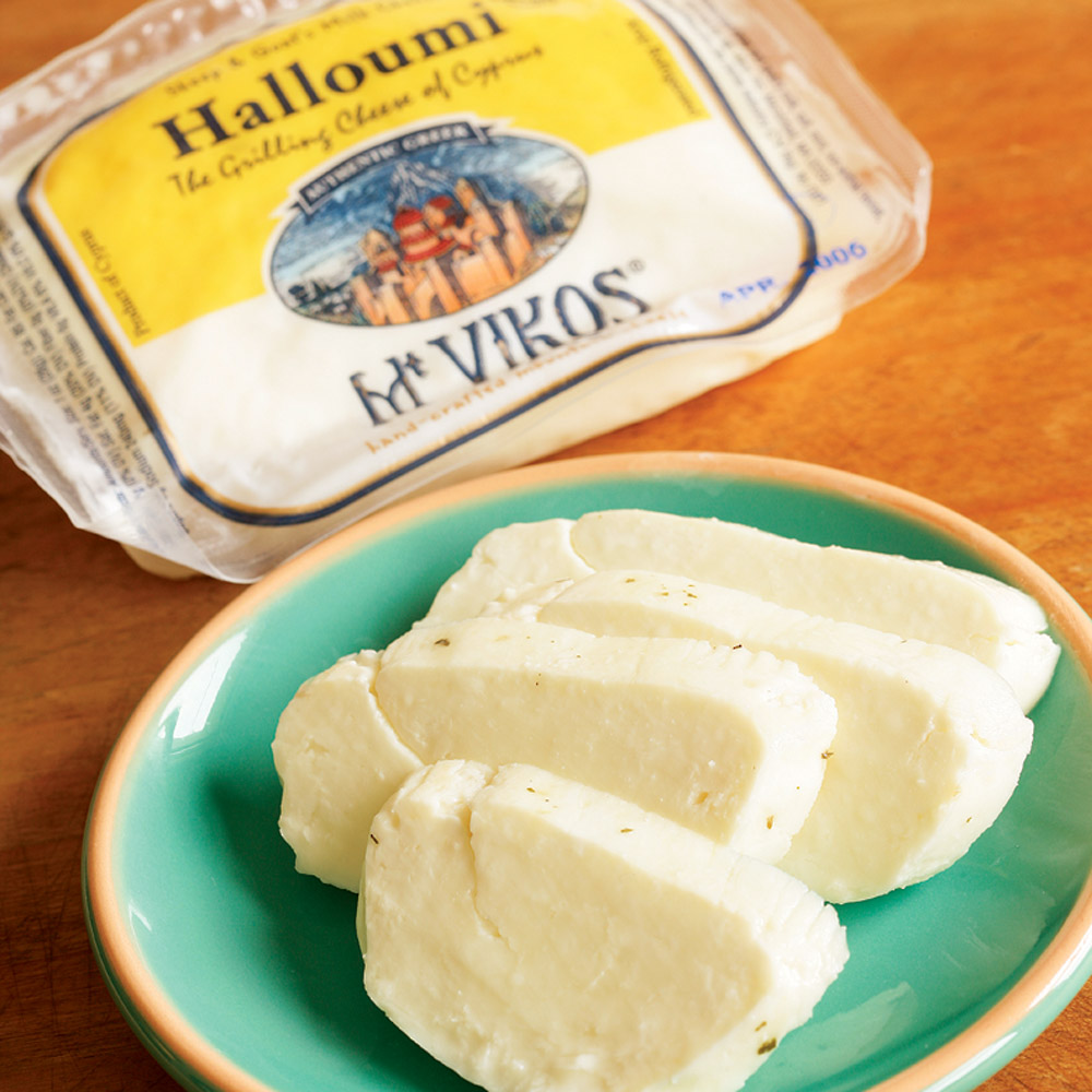 what is halloumi cheese