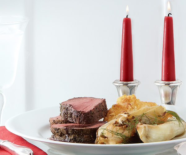 An Elegant Christmas Dinner, Made Ahead - FineCooking