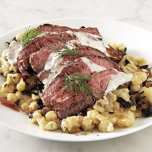 spaetzle-steak-recipe